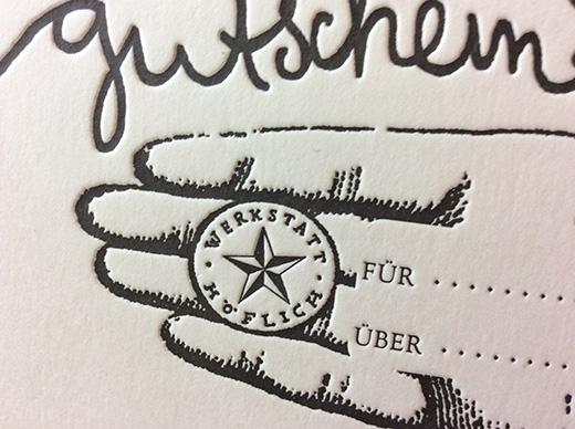 gutschein fuer Workshop letterpress1
