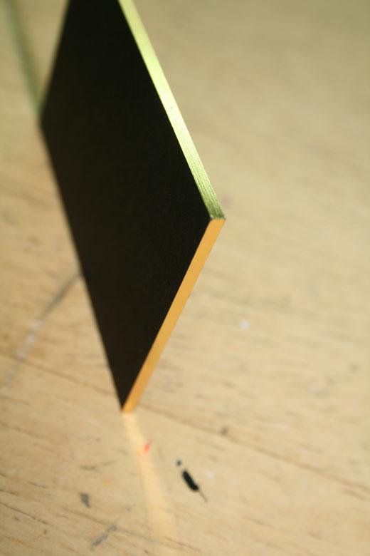 Goldschnitt an visitenkarte folienschnitt werkstatt hoeflich muenchen 3