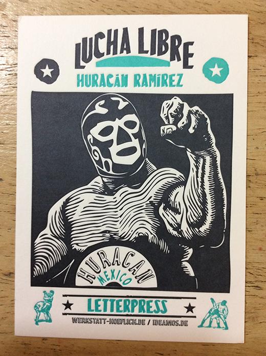 postkarte letterpress workshop Werkstatt Hoeflich 4